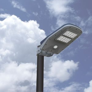 solar light for driveways and parking areas