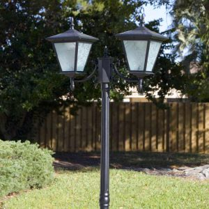 handsome courtyard solar light by free-light